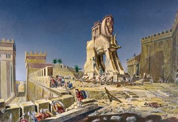 Odysseus and the Trojan Horse | Study.com
