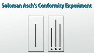 Conformity any ideas?