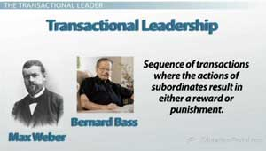 Definition of Transactional Leadership