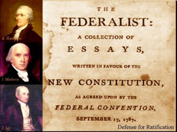 The Federalist and Anti Federalist Papers
