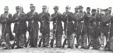 Buffalo Soldiers Confederate The Buffalo Soldiers Ended