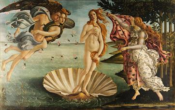 The birth of Aphrodite Aphrodite The Greek Goddess