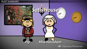 Satis House Great Expectations