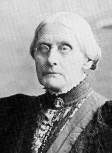 who was susan b anthony women s rights facts significance  anthony joins the women s rights movement