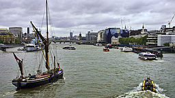 Photo of the Thames River