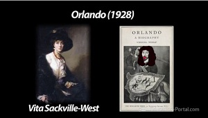 The Main Character Of Orlando Is Supposedly Based On A Bisexual Affair Woolf Had With Sackville West