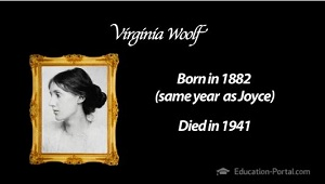 Virginia Woolf born and died dates