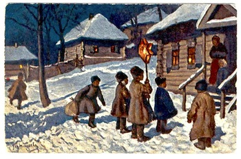 caroling as we know it really emerged in the 19th century