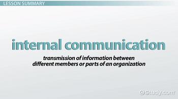 Dissertation on internal communication
