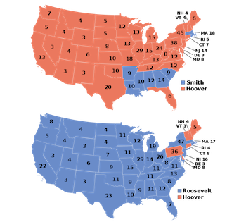election maps united states