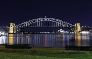 Sydney Harbour Bridge: Construction & History | Study com