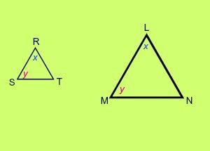AA Similarity Postulate & Theorem - Video & Lesson