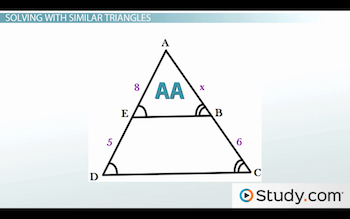 example triangle