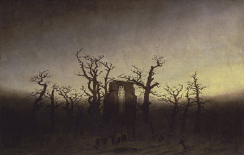 Romanticism and the Supernatural?