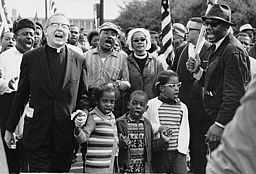 Children Led The March From Selma To Montgomery