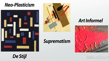 What is Abstract Art? - Definition, Techniques, Types