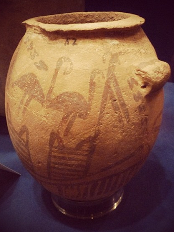 Abydos Pottery