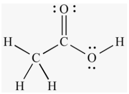 An Acid Is Something That Donates Hydrogen Ions When Considering The Formula Hc2h3o2 Acetic Acid Which Of The Hydrogens Listed Are The Ones That Ionize Fall Apart Into Solution As Hydrogen Ions
