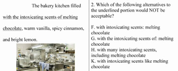 Types of Usage/Mechanics Questions on the ACT English - Video ...