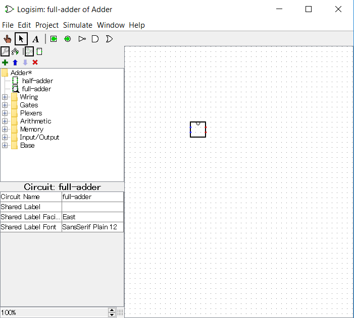 Using Logisim to Build Half & Full Adders | Study com