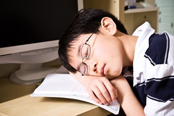 sleepingstudent