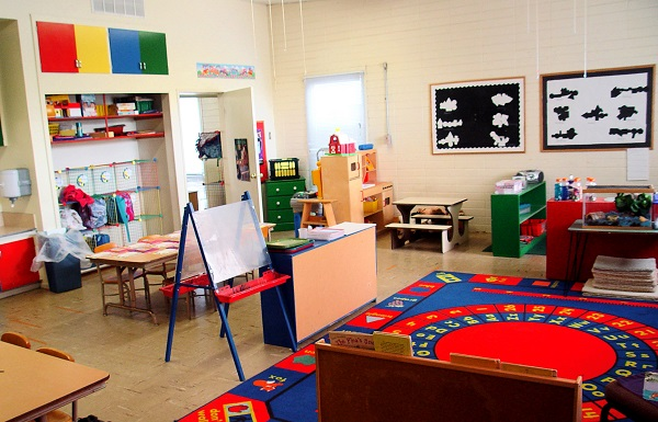 Innovative English Classrooms ~ How to set up your kindergarten classroom quickly study