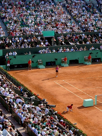 What To Know About The History Of Tennis Before The French Open Tournament Study Com