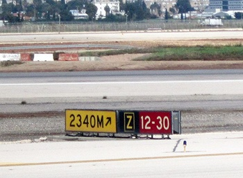 Airport Taxiways: Markings, Signs, Lights & Colors | Study com