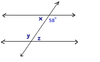 How do you find the measure of each interior angle find for Exterior of an angle definition