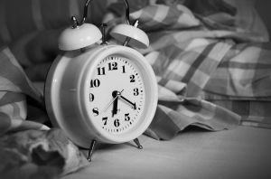 Late nights lead to difficult mornings for your ADHD child.