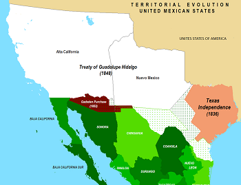 The Annexation of California from Mexico Studycom