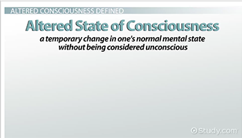Altered States of Consciousness: Definition & Examples