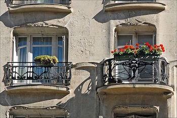 What is art nouveau architecture history overview study detail of art nouveau balconies fandeluxe Gallery