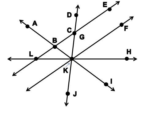 Quiz & Worksheet - Angle Pairs | Study.com