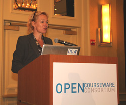 From Holland to Indonesia: Anka Mulder of TU Delft Knows the International Impact of OCW