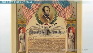 Antietam Emancipation Proclamation