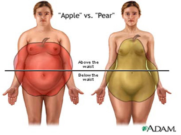 apple vs pear