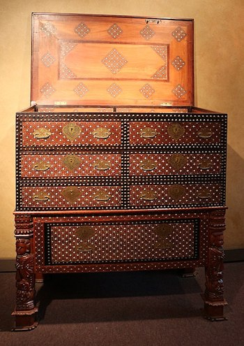 Bon Goanese Style Cabinet