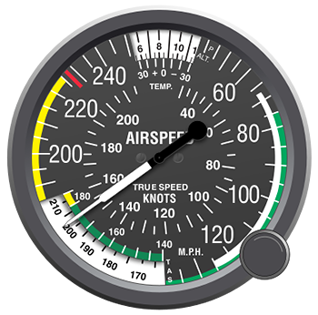 Airspeed instruments
