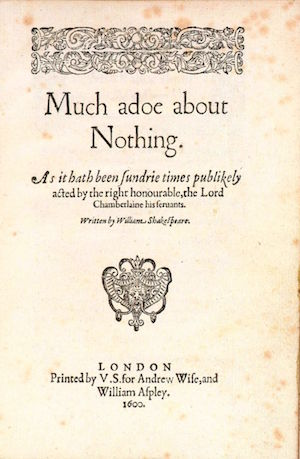 much ado about nothing - character study on beatrice essay Much ado about nothing characters learn all you need to know about the major characters in the play with our character analysis and selected essay examples summary.