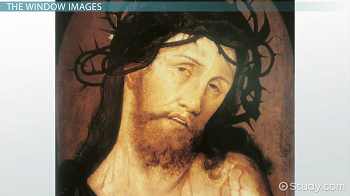 Christ and the crown of thorns