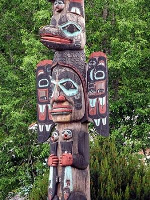 native american art essay topics com totem pole in alaska