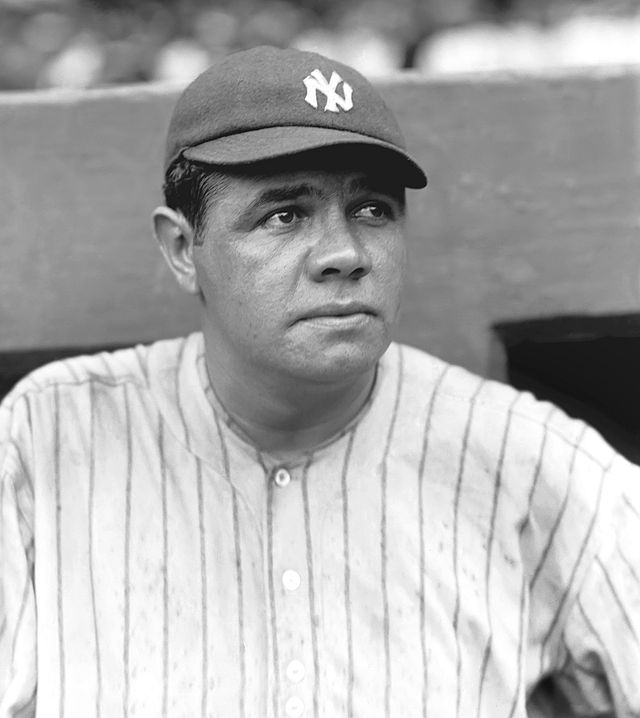Babe Ruth: Biography, Quotes & Death | Study.com