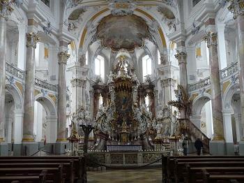 German Baroque Architecture Characteristics Amp Examples