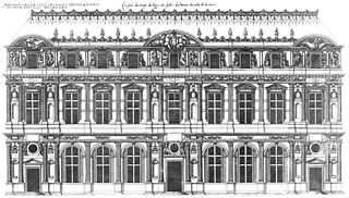 Architecture Of The Louvre Palace Study Com