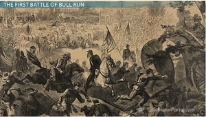 Battle of Bull Run Picture