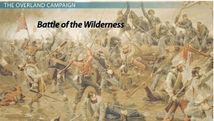 Battle of the Wilderness Picture