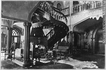 Gothic Interior