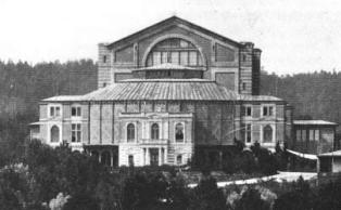 Bayreuth Festival Theater