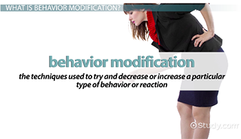 what is behavior modification definition techniques examples  behavior modification vocabulary definitions